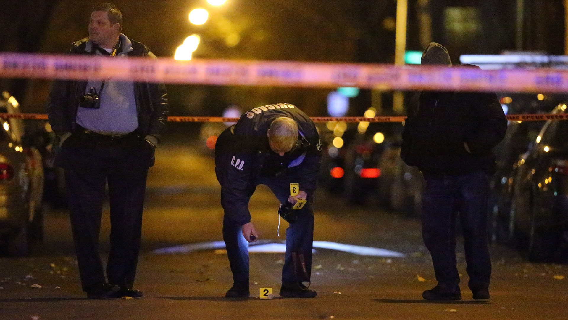 Chicago tops 700 homicides — with a month to go in violent 2016