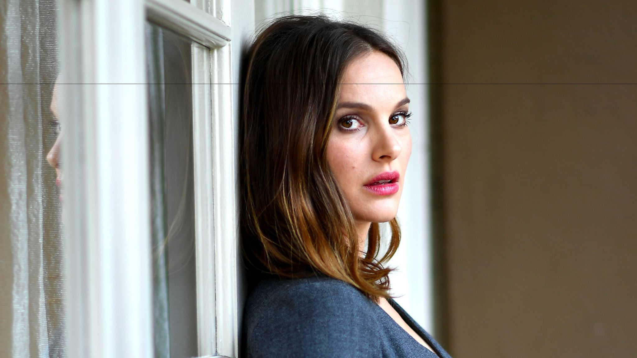 Natalie Portman on getting into the mind-set of the widow Kennedy for 'Jackie'
