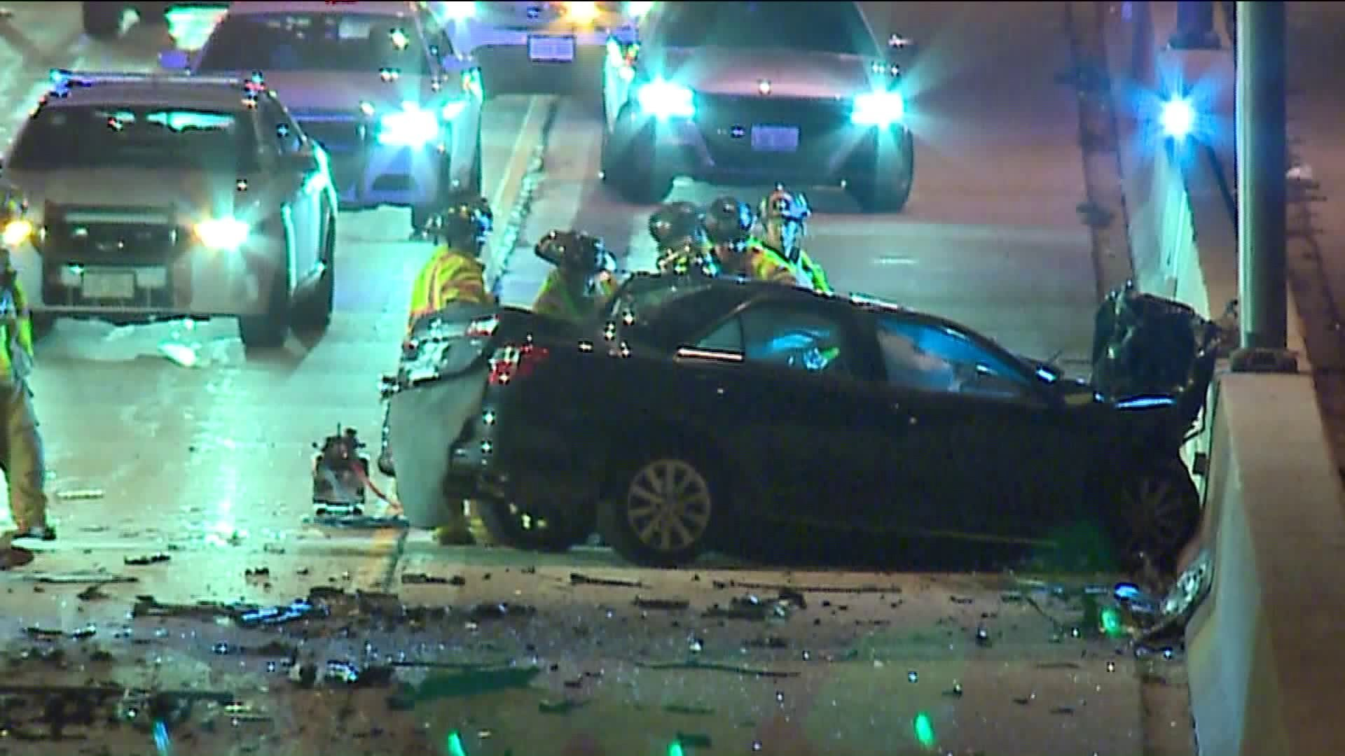 Marine drove wrong way in i 88 crash that killed him 2 others police say naperville sun