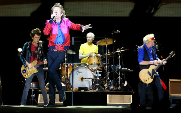 The Rolling Stones go home to the blues with 'Blue & Lonesome'