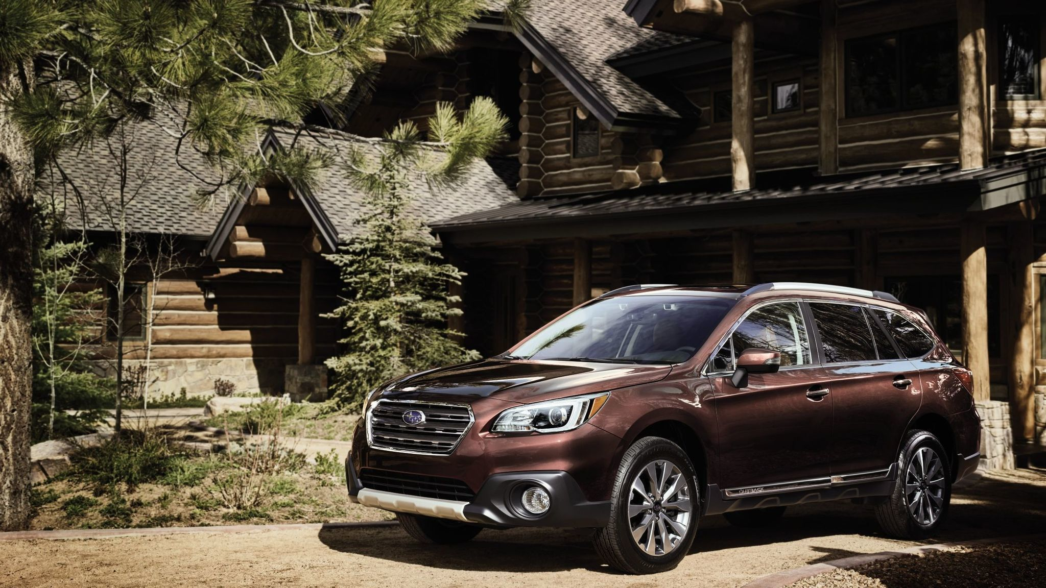 Falling in love again maybe the 2017 subaru outback la times vanachro Images