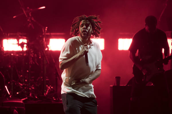 'Falling apart but we deny it': Is J. Cole talking about Kanye West?