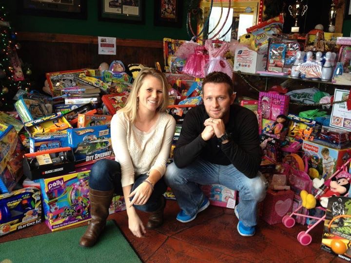 Toys For Tots Raffle : Greene turtle s tips for tots fundraiser hopes to raise