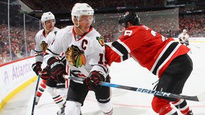 4671c3abe4e Blackhawks have gone on the defensive with Jonathan Toews out. Chicago  Blackhawks