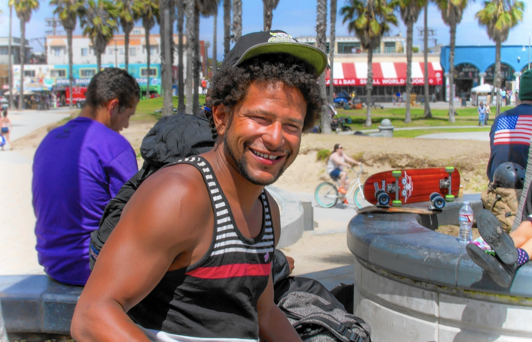 Police kill man in stabbing rampage on sunset boulevard in hollywood los angeles times -  L A Tentatively Agrees To Pay 4 Million In Fatal Shooting Of Homeless Man In Venice By