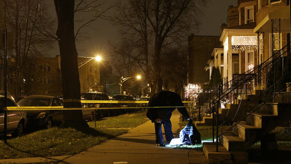 Woman, 60, grazed by gunfire among 3 wounded on South Side