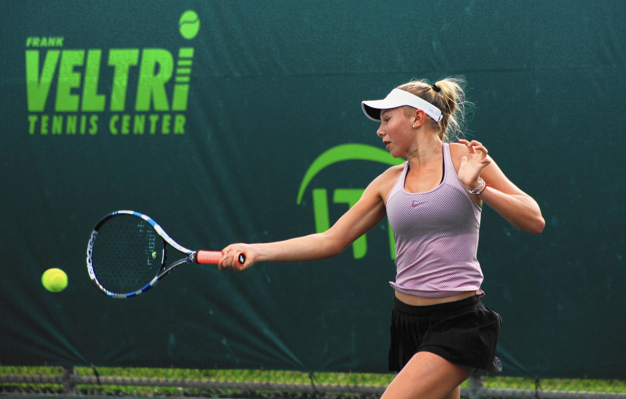 Amanda Anisimova pushing to build on breakthrough year in ...