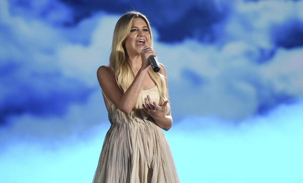 Country-pop artist Kelsea Ballerini was nominated for a Grammy in the new artist category. (Charles Sykes / Associated Press)