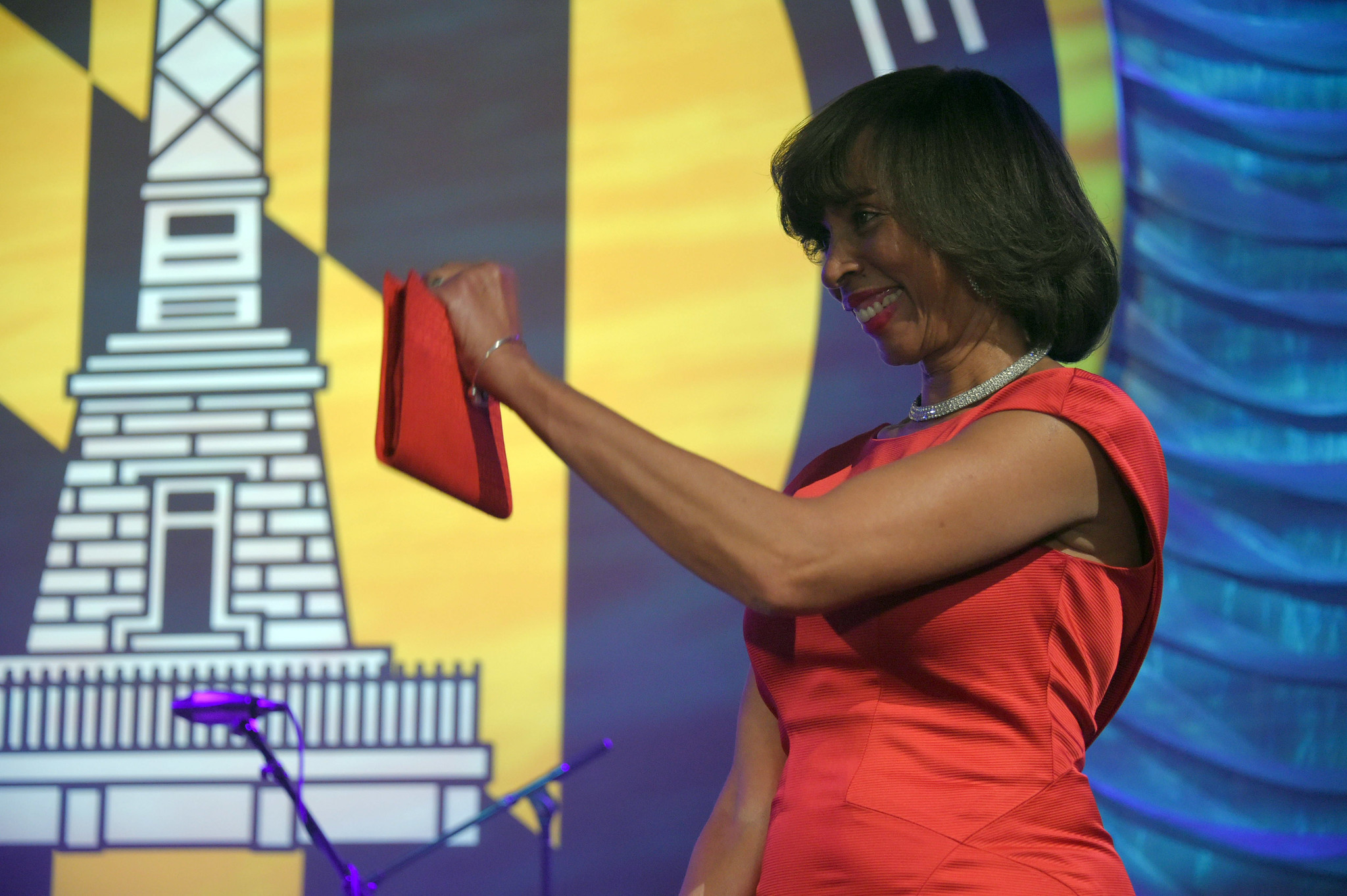 Mayor Catherine Pugh closes inaugural festivities with an ...