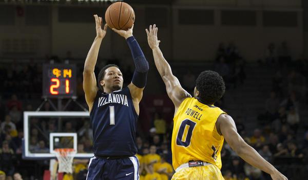 College basketball roundup: No. 1 Villanova tested in win