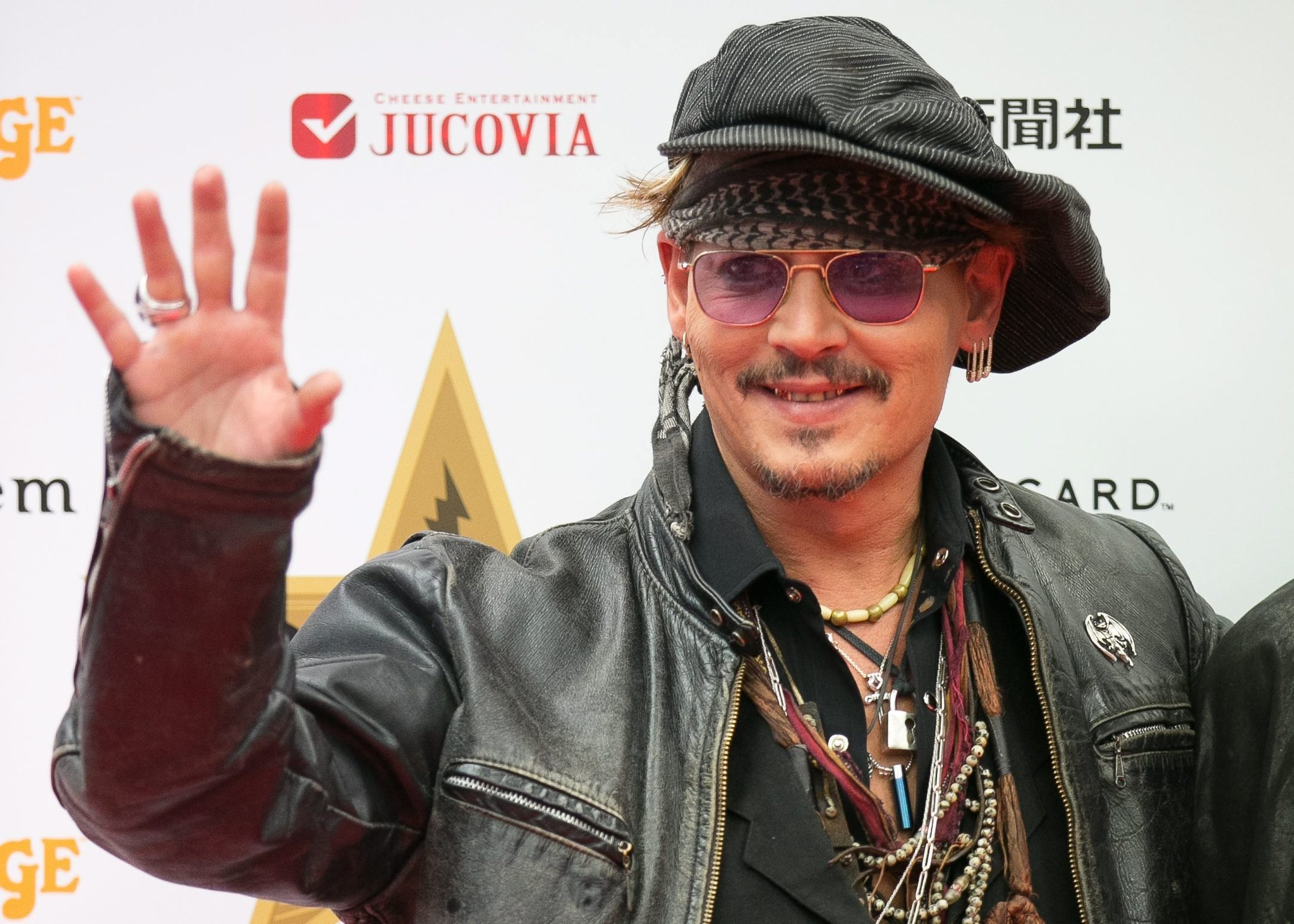 Johnny Depp ranked most overpaid actor for second straight year ...