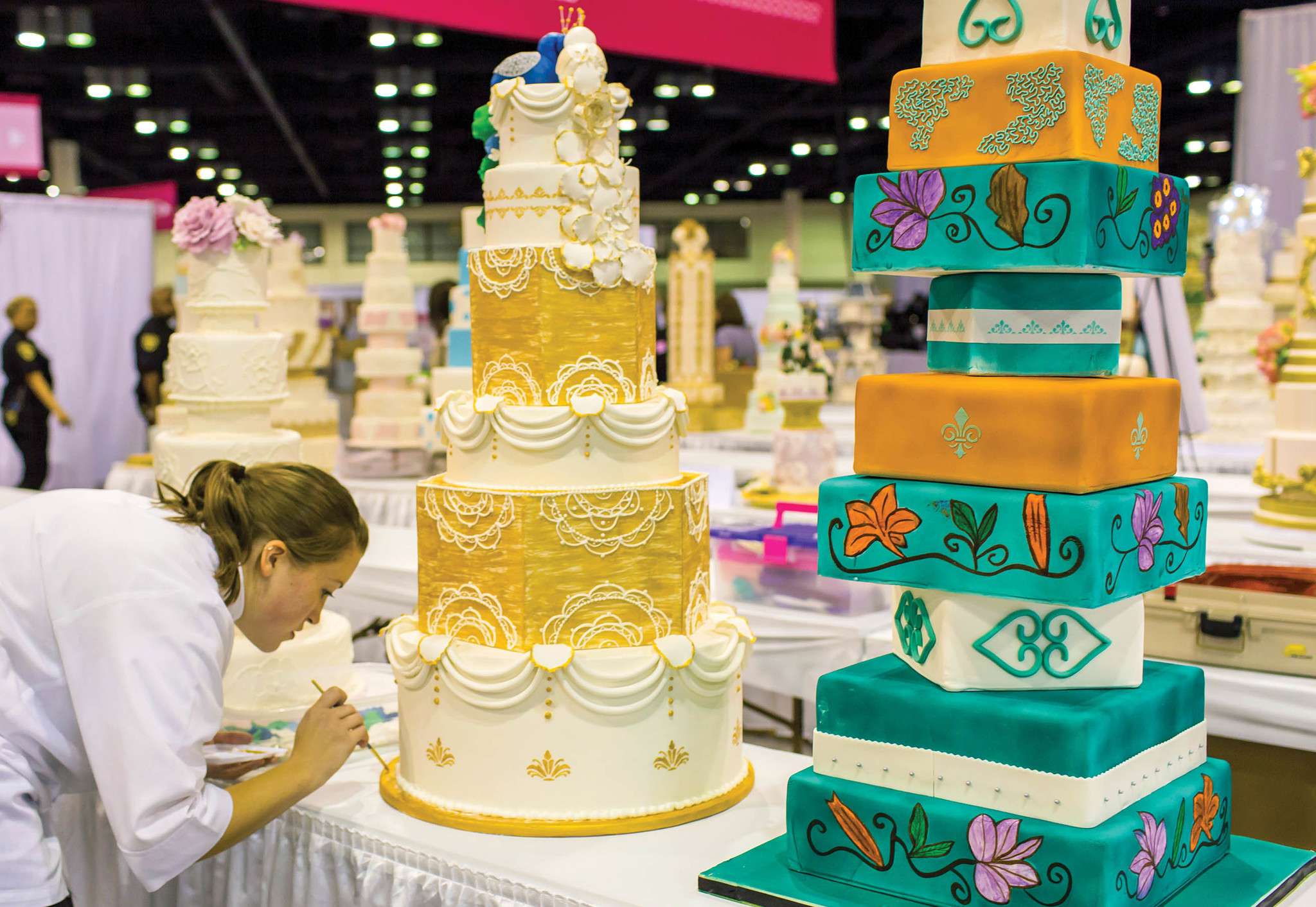 Cake Decorating Expo : Largest cake expo in North, South America coming to ...