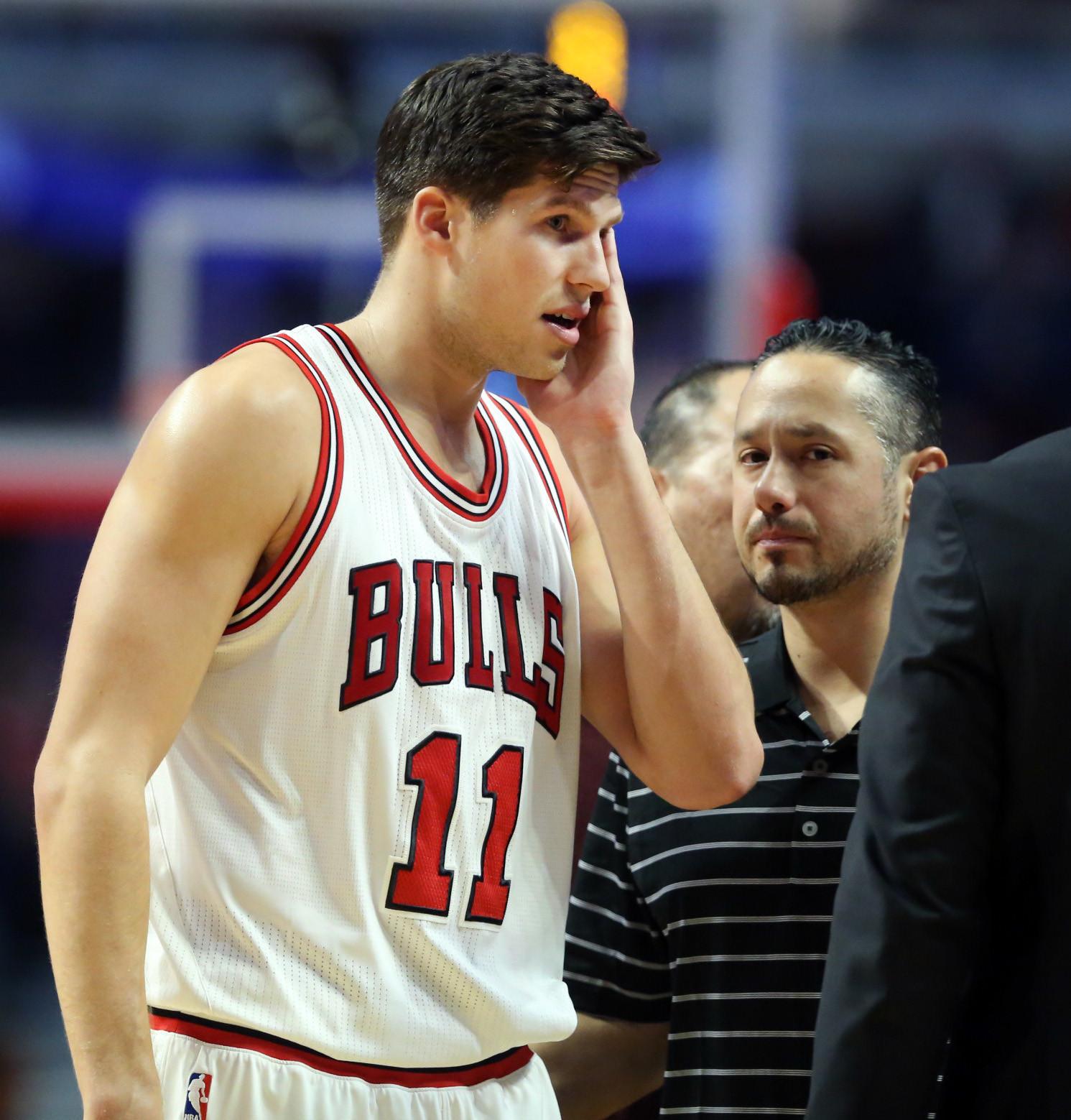 Doug Mcdermott: Doug McDermott Returns To Bulls After Missing 11 Games
