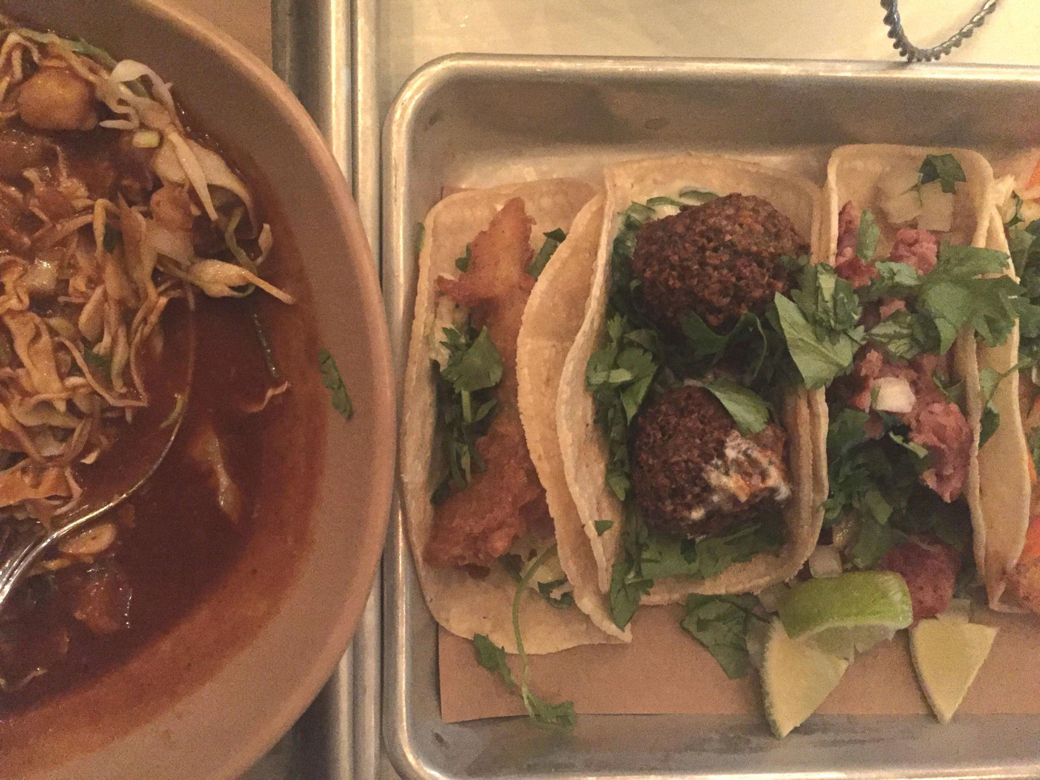 Bartaco serves up eclectic dining experience: Review - Orlando Sentinel