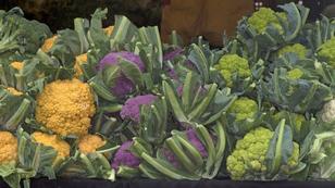 Farmers market report: Cauliflower is in season. We have recipes