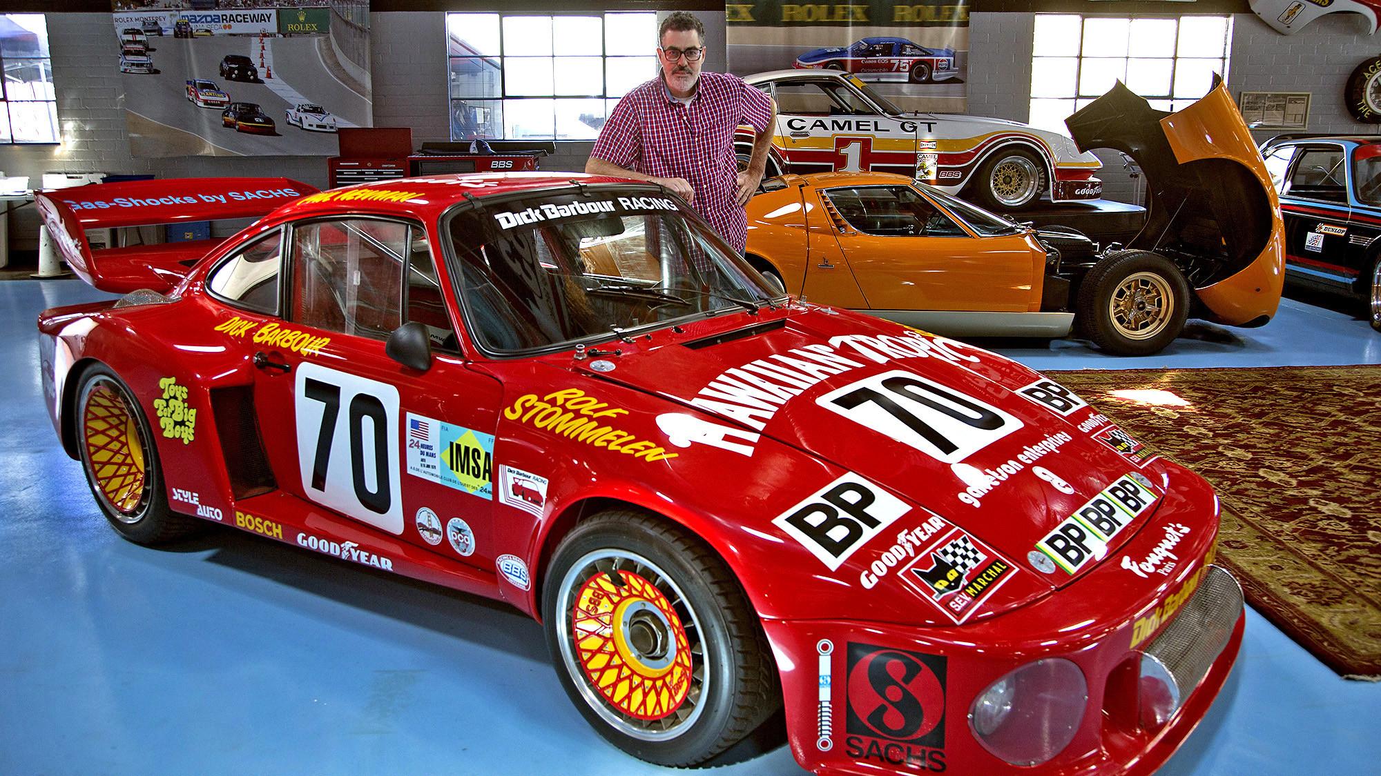 Adam Carolla S Vintage Car Collection La Times