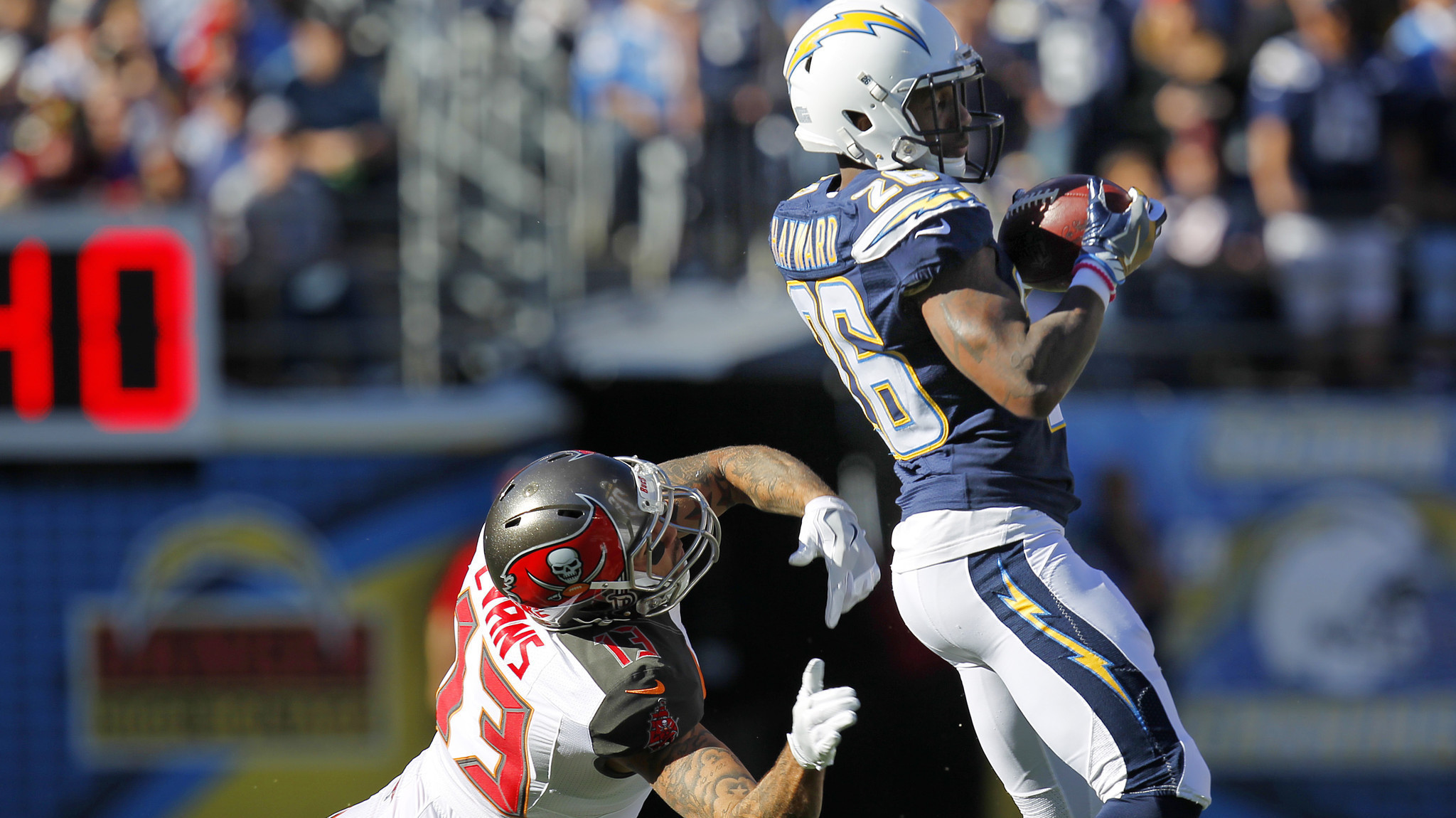 Casey Hayward dispels doubts about his game The San Diego Union