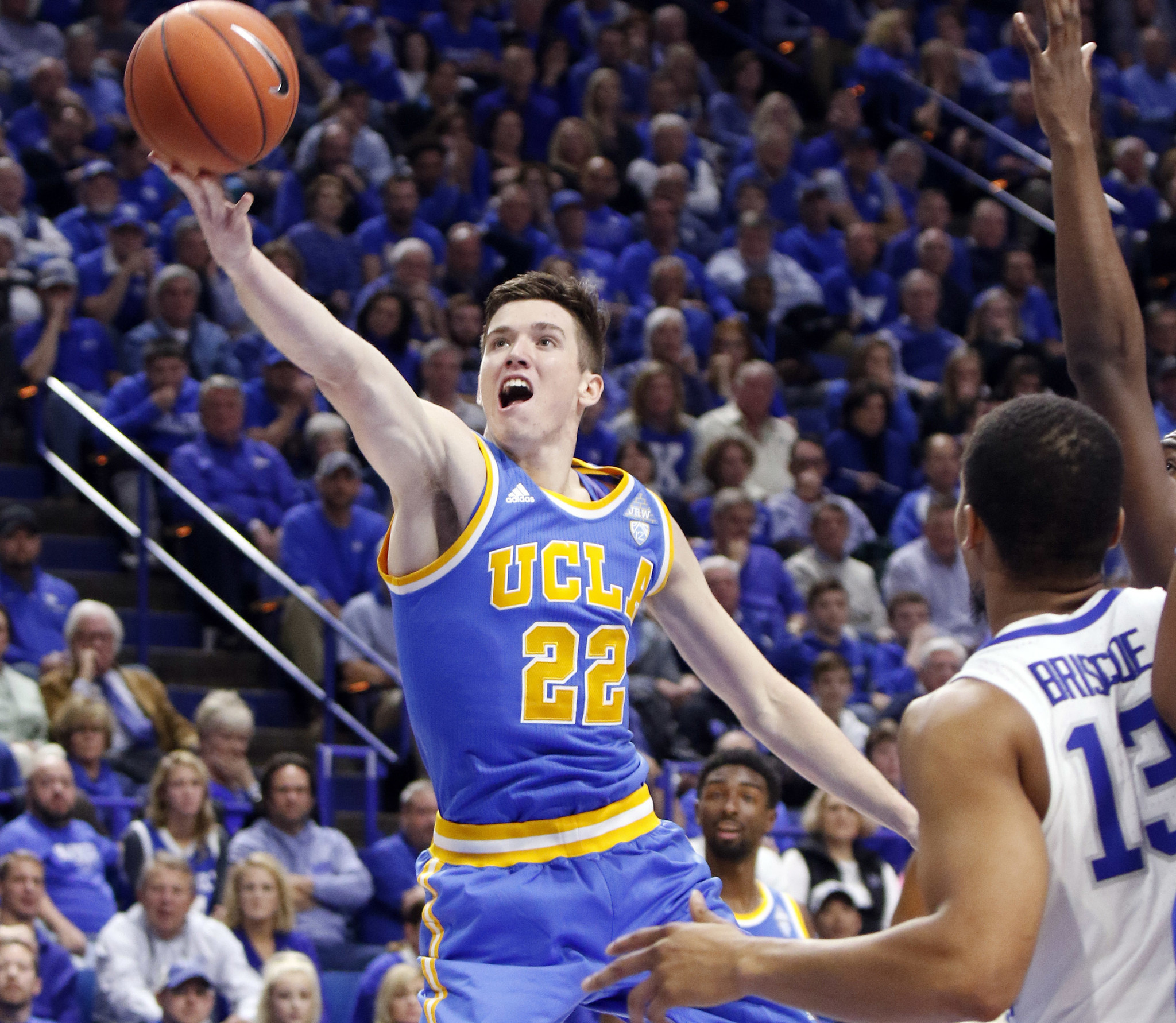 The Buzz Around The Unbeaten UCLA Basketball Team Is