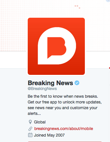 NBC Shutting Down Breaking News The Twitter Fueled Digital Service