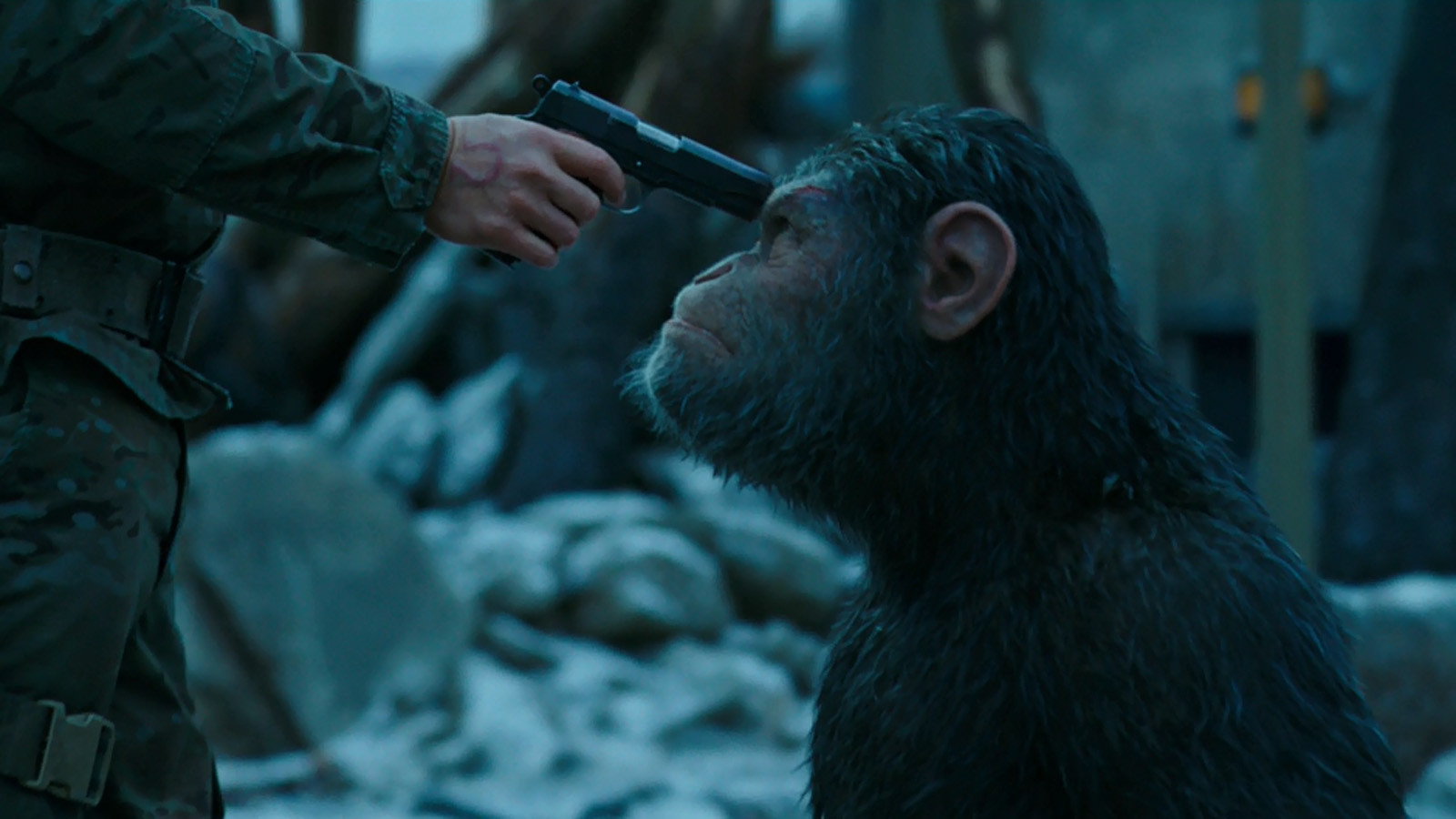 Image result for war for the planet of the apes