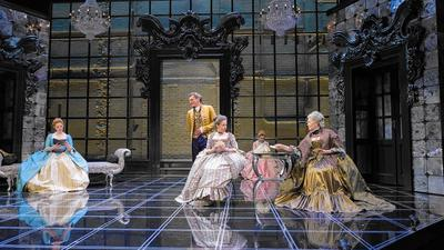 Center Stage offers handsome production of 'Liaisons'
