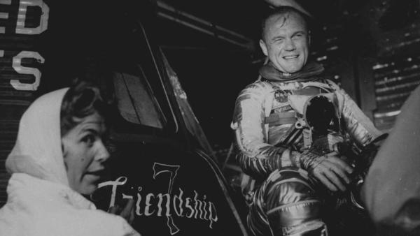 When John Glenn rode a missile into space, orbiting Earth was far from routine or safe