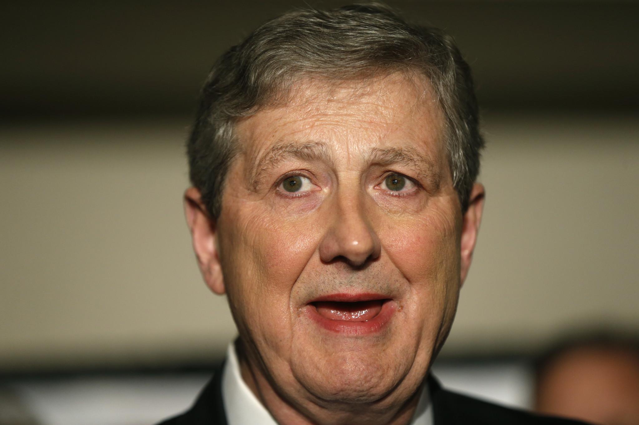 republican john kennedy wins louisiana senate runoff, giving gop