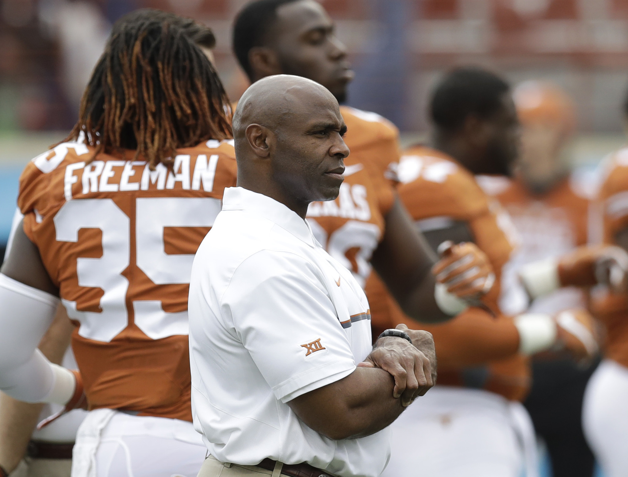 Usf Hires Charlie Strong As Next Football Coach Orlando Sentinel