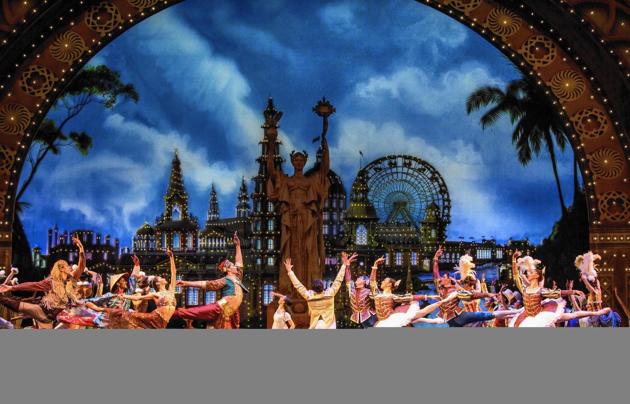 Review: Joffrey Ballets New