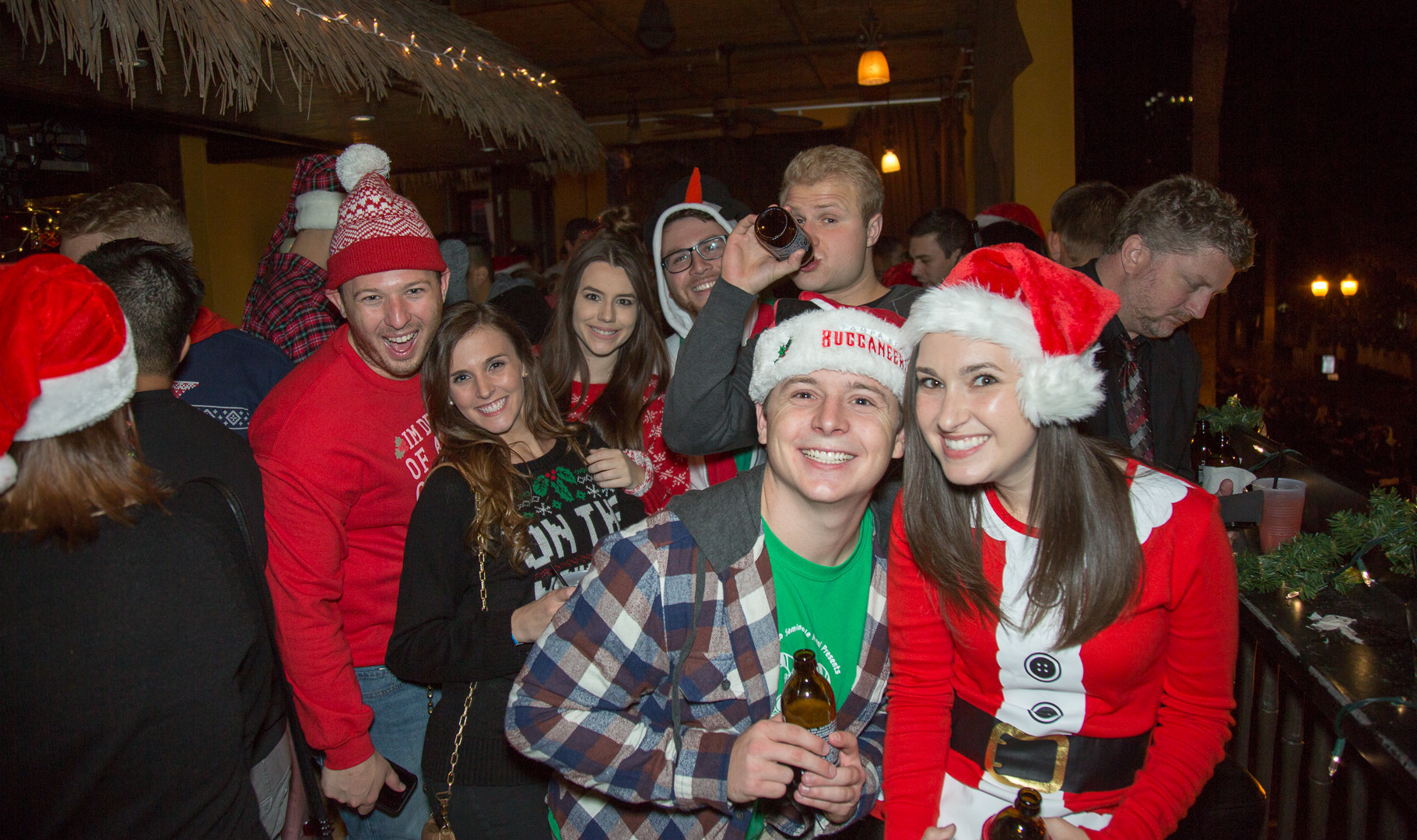 12 bars of christmas pub crawl orlando 2016 orlando sentinel