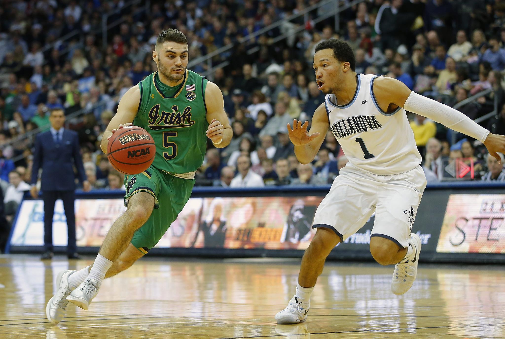 College basketball Top 25 rankings: Villanova holds onto ...