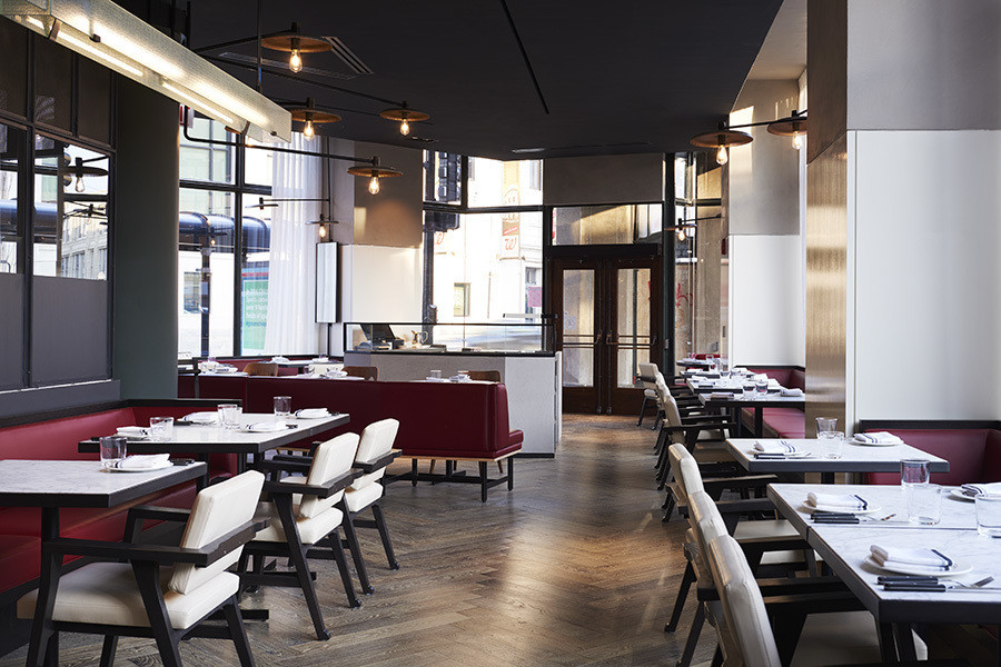 Password required for new west loop speakeasy french cafe for Robey hotel chicago