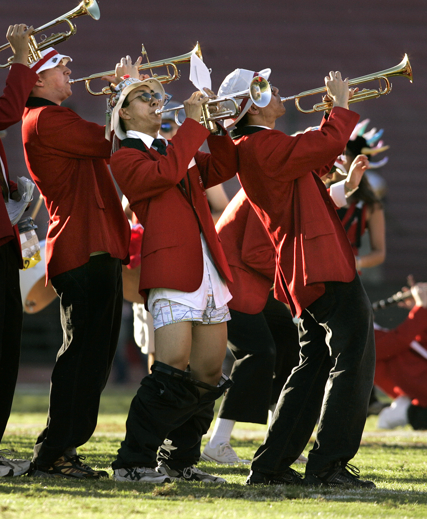 Banded Bands: Stanford University Band Suspended After Being Accused Of