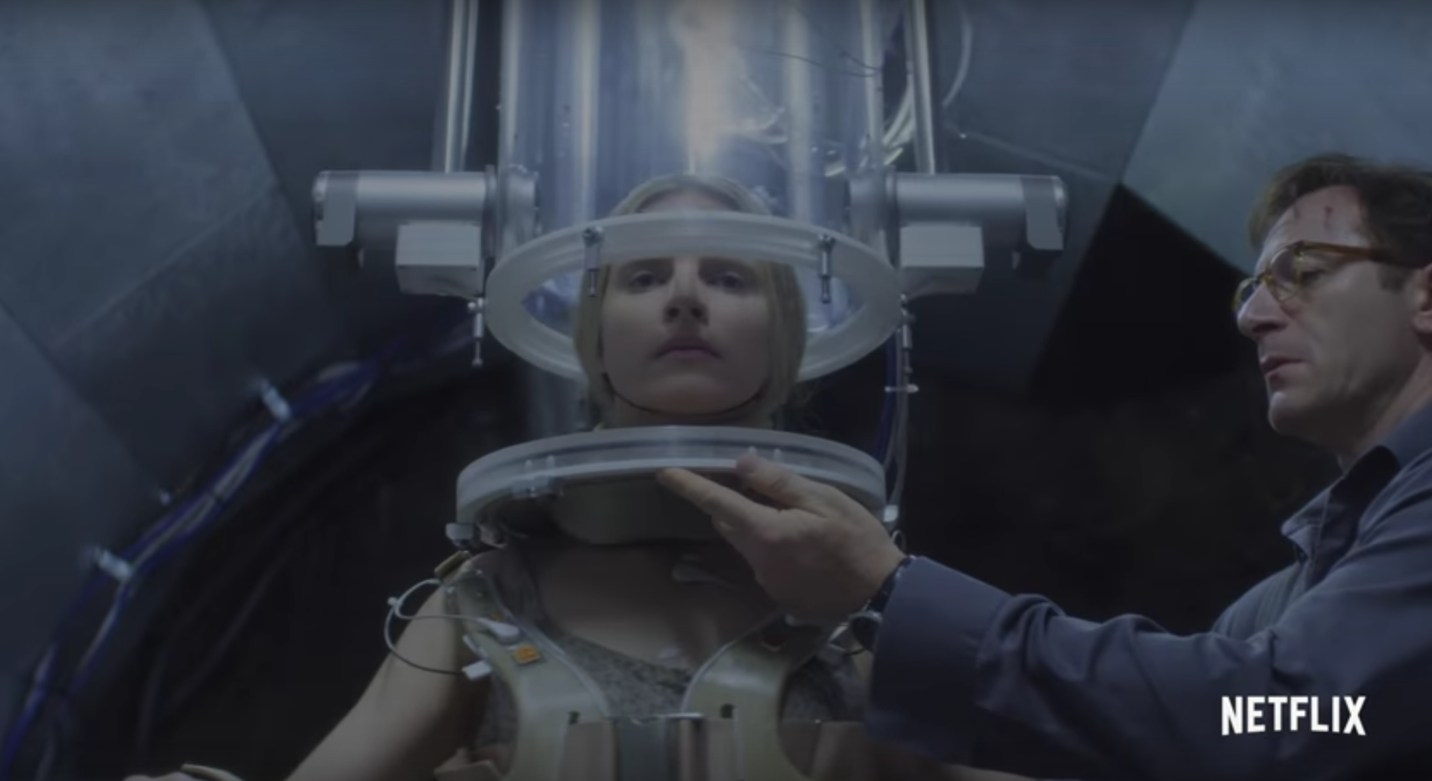 Trailer, release date revealed for 'secret' Netflix series 'The OA' - Chicago Tribune