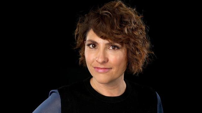 "After learning of the Golden Globe nomination for ""Transparent"" as best musical or comedy series, creator Jill Soloway spoke out on her disappointment over the presidential election results. (Kirk McKoy / Los Angeles)"