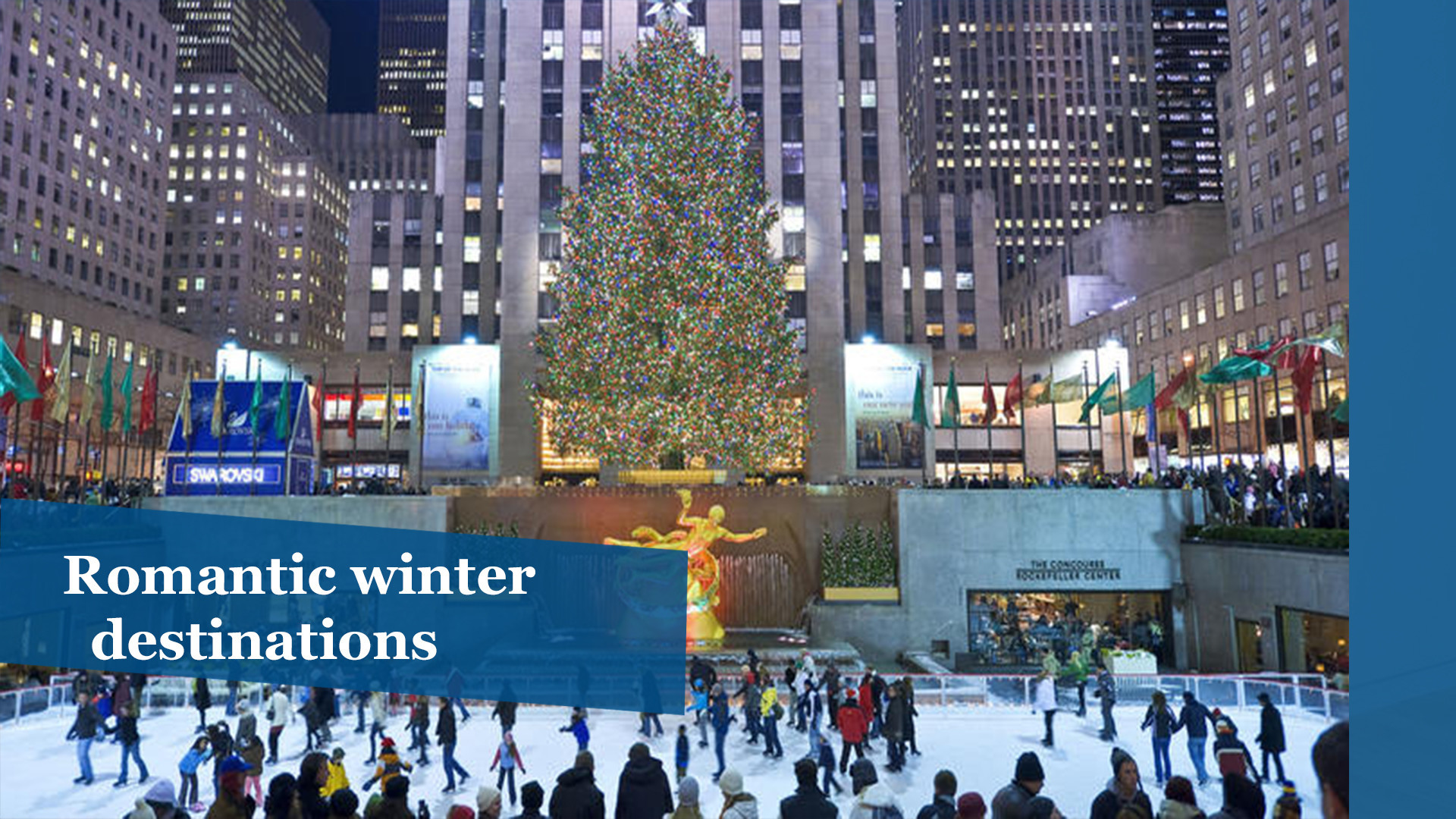 America 39 s most romantic winter destinations chicago tribune for Winter getaways in the us