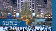 America's most romantic winter destinations