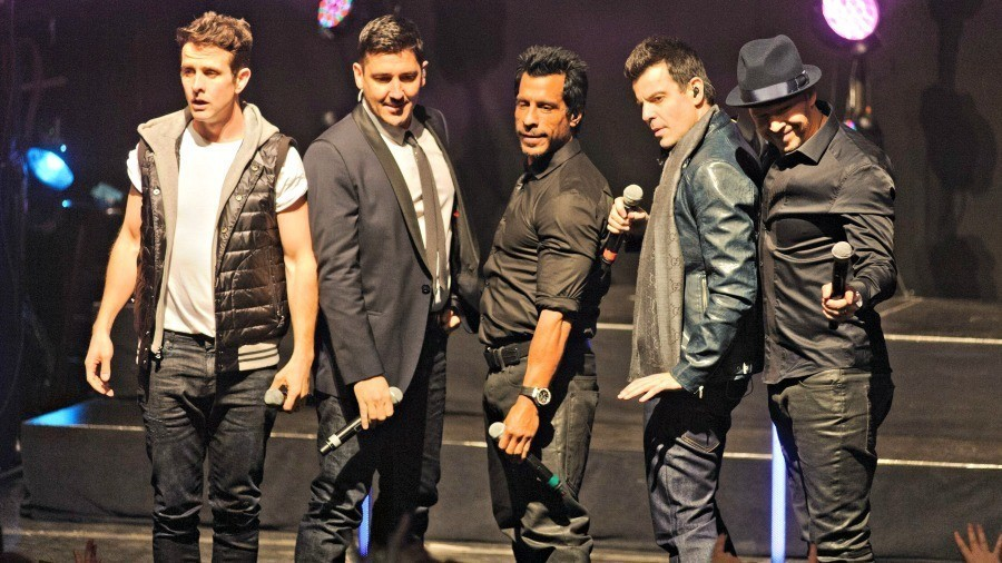 New Kids On The Block Hollywood Tickets