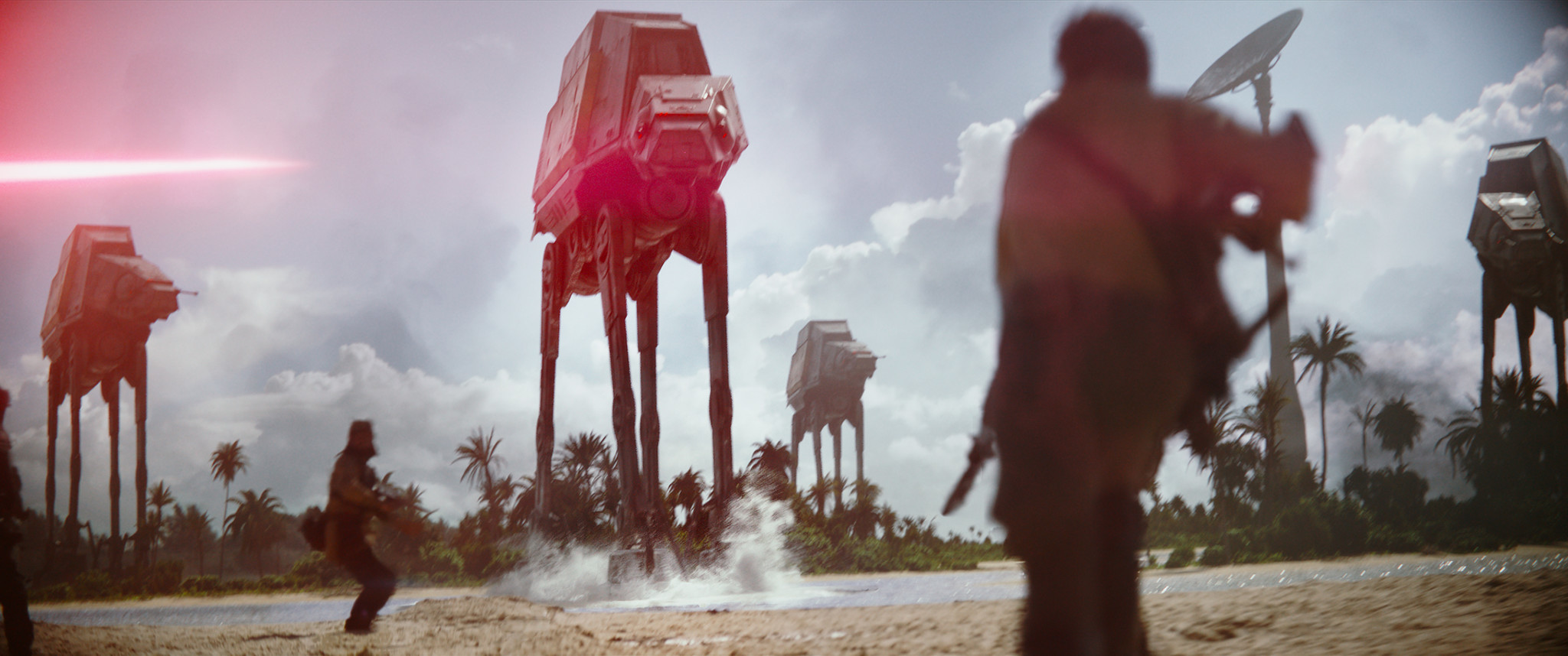 The genesis of 'Rogue One,' the first 'Star Wars' you might not want to take your kid to