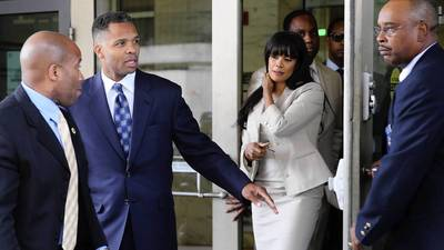 Jurisdiction issue arises in Jackson divorce case