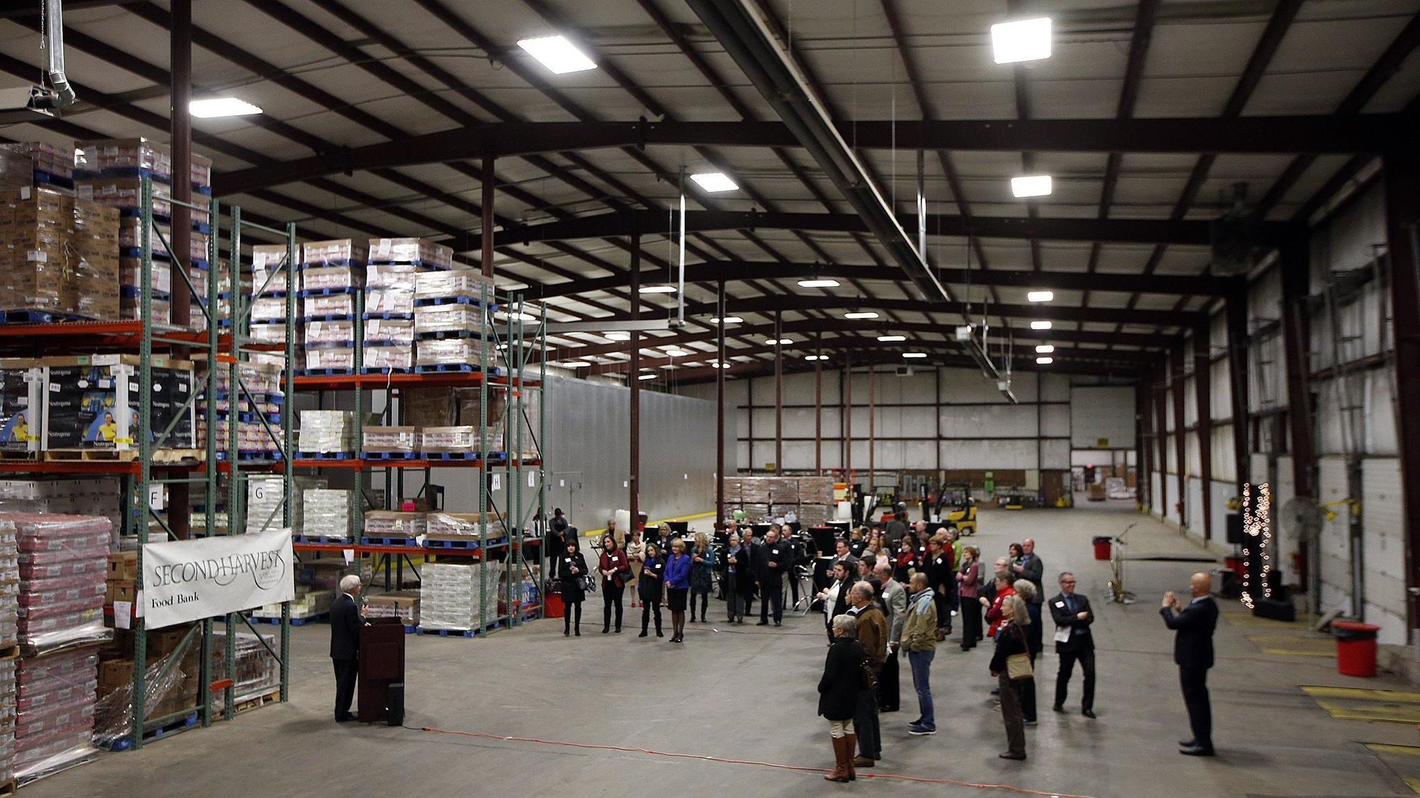 Mission Alert >> Second Harvest Food Bank celebrates capital campaign, undergoes name change - Lehigh Valley ...