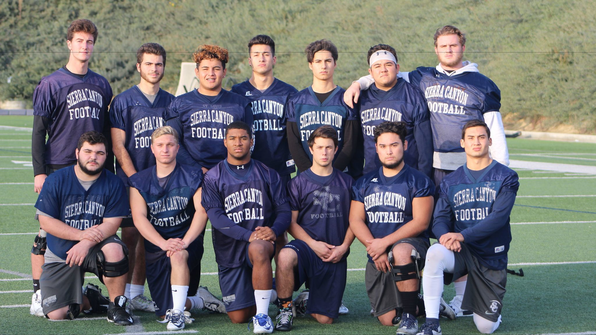 Sierra Canyon And Its Core Of Seniors Look To Finish With