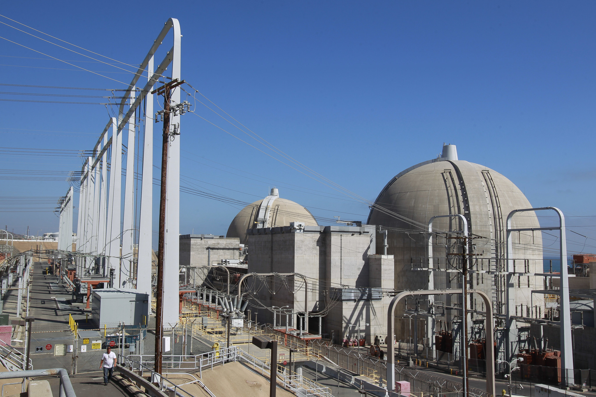 CPUC considering modifications to San ofre nuclear deal The