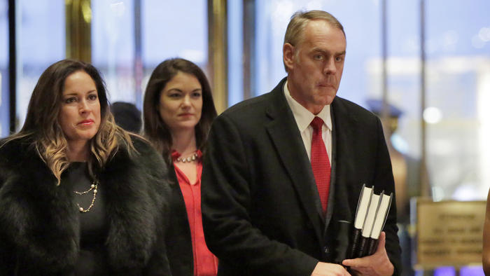 No, Secretary Zinke, Interior employees don't need to pledge loyalty