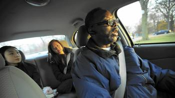 Number Of Chicago Taxi Drivers Hits 10 Year Low As Ride Share Companies Take
