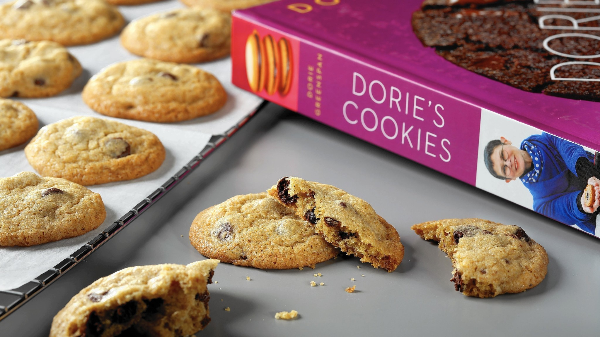Dorie Greenspan's newest chocolate chip cookie recipe is now her favorite