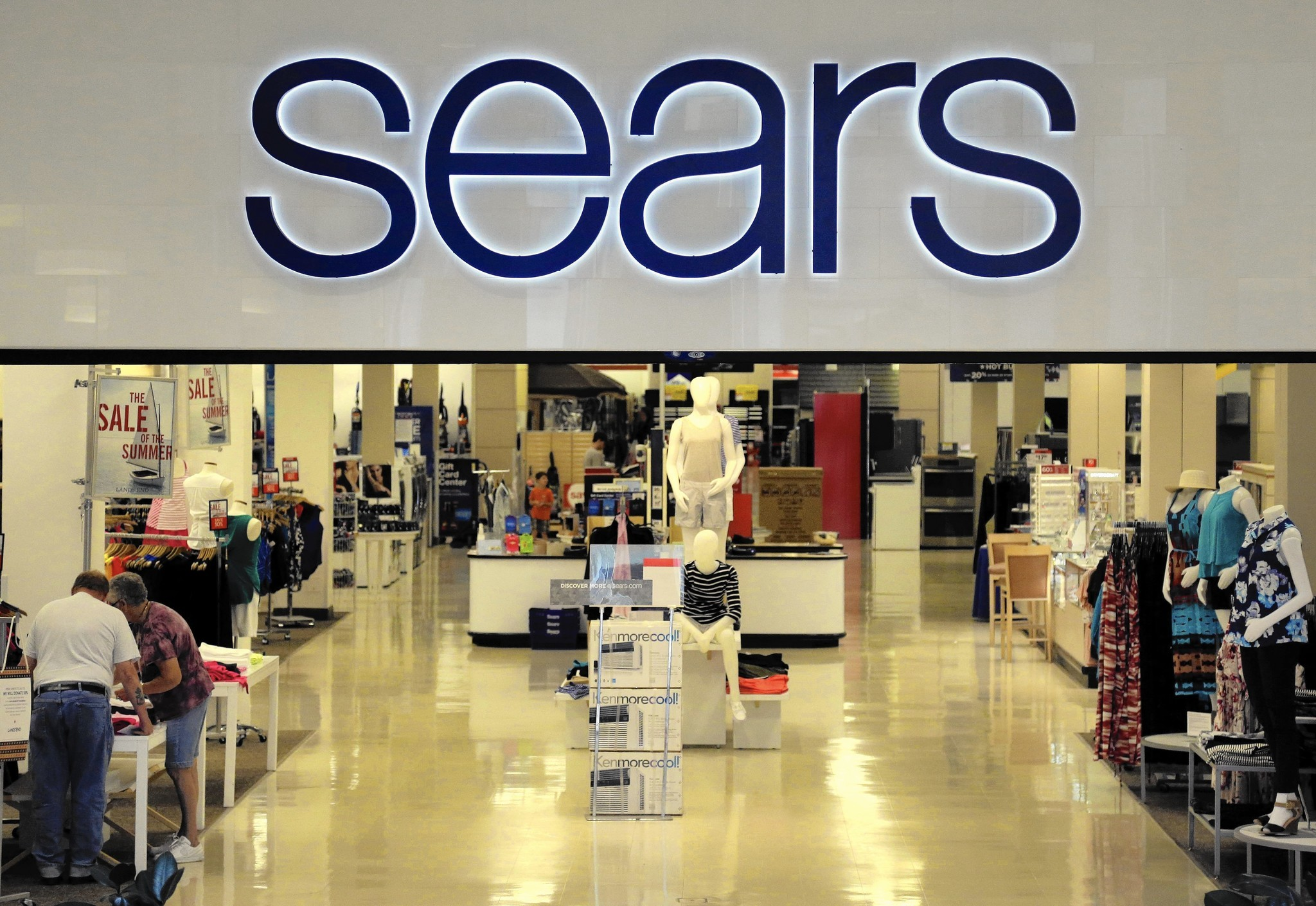Sears and me A debt thats impossible to repay Chicago Tribune