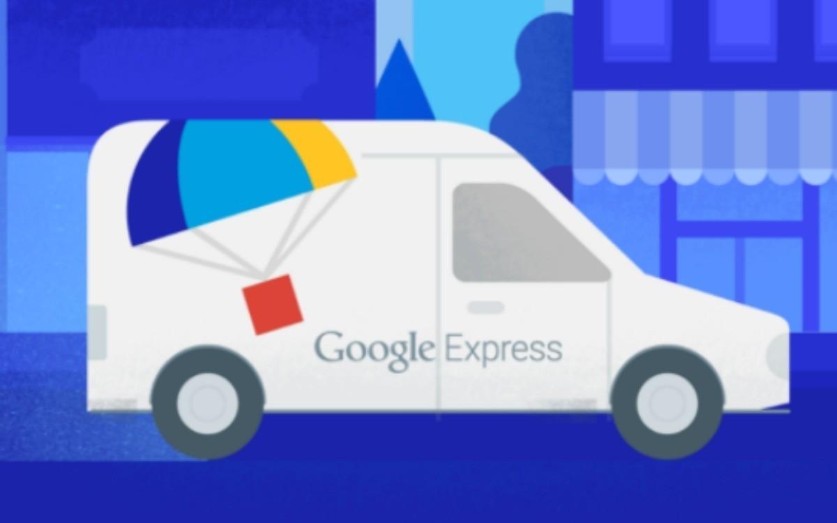 Google Express Coupon