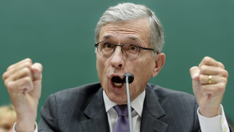 Fcc Chairman Tom Wheeler To Step Down On Jan 20 Guaranteeing Gop Majority
