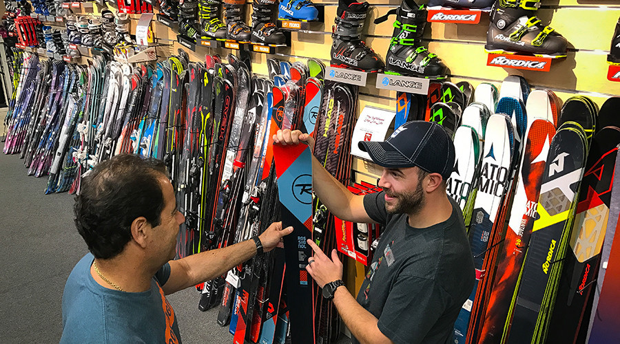 Williams Ski U0026 Patio In Highland Park Offers A Wide Assortment Of Boots,  Skis, Snowboards And Other Accessories, As Well As Knowledgable Staff To  Customize ...